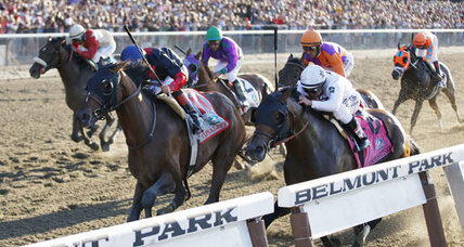 No Triple Crown for California Chrome as Tonalist wins Belmont Stakes