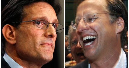 In Cantor defeat, a lesson on how to treat voters