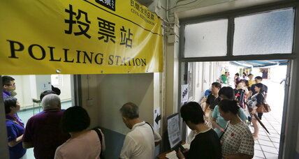 Hong Kong's democracy camp gathers 800,000 votes, irking China