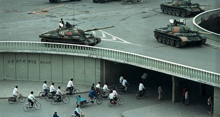 Tiananmen 25 years later: 'People loved the students because the students loved China' (+video)