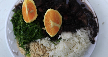 Kick off World Cup 2014 with Brazilian feijoada