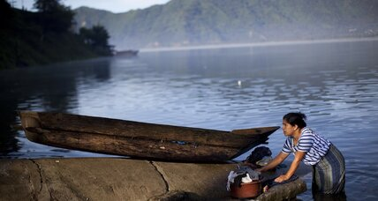 Can Guatemala revive Lake Atitlán before it's choked by trash?