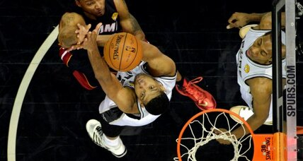 NBA Finals: How much would Miami Heat, Spurs sell for? (+video)