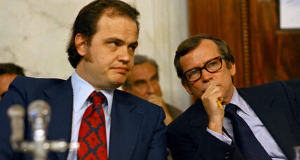Former Sen. Howard Baker remembered for Watergate questioning