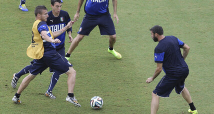 World Cup 2014 TV Schedule: Who to watch Tuesday, June 24