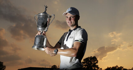 Martin Kaymer becomes first German to win US Open golf title