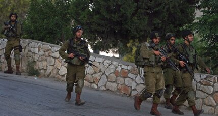 Israel reins in West Bank military offensive amid fears it could backfire (+video)