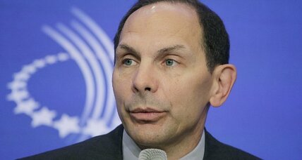 New VA chief Bob McDonald: West Point grad with strong business background