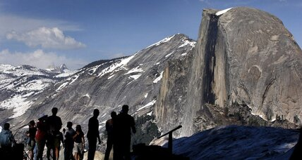 A Yosemite moment for nations in conflict