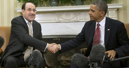 Obama isn't the problem in Iraq. It's Maliki – and Iraqi politics