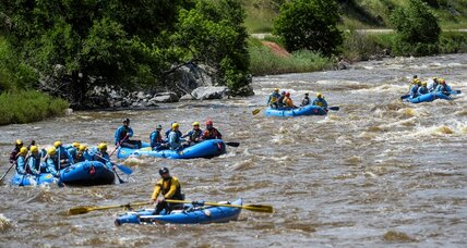 Colorado oil spill dumps 7,500 gallons in Poudre River