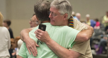 After years-long debate, Presbyterians allow gay marriage ceremonies