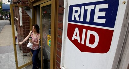 Rite Aid stock tanks after it lowers earnings expectations