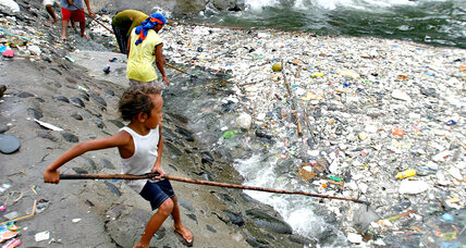 Goodbye, Pacific garbage patch: a teenager's invention may clean it up