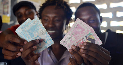 In Mombasa, Africa's first 'alternative currency' helps Kenyans fight poverty