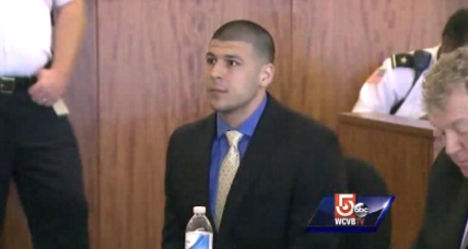 Hernandez lawyers want subpoena of Patriots records (+video)