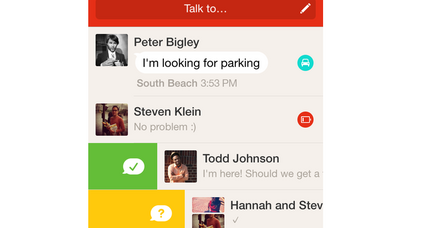 Path Talk will help you avoid customer service calls, plus text your friends
