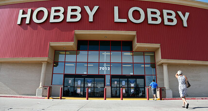 Supreme Court rules against contraceptive mandate in Hobby Lobby case