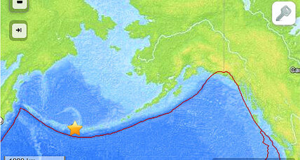 Alaska earthquake 'rings the Earth like a bell'