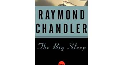 Raymond Chandler will receive a star on the Hollywood Walk of Fame