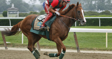 Belmont Stakes 2014: Can California Chrome go the distance? (+video)