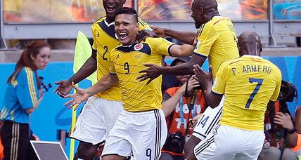 World Cup 2014: Colombia trounces Greece, so who needs Falcao?