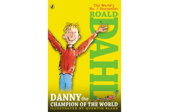 a review of roanld dahls danny the champion of the world