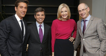Diane Sawyer will be replaced by David Muir at ABC's 'World News'