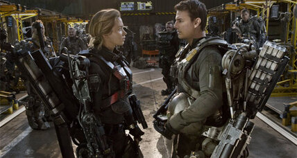 'Edge of Tomorrow' star Emily Blunt discusses her new action movie