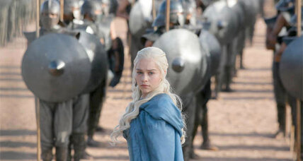 'Game of Thrones': Learn the language of the Dothraki this fall