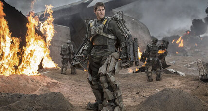 'Edge of Tomorrow' features Tom Cruise's best performance in some time