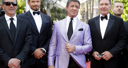 'The Expendables 3' star and writer Sylvester Stallone discusses the action movie