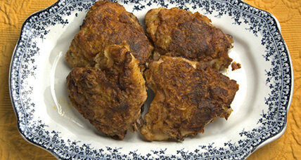 New classic: fried chicken, oven baked