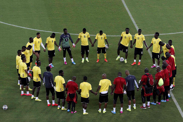 World Cup 2014 TV schedule: US plays Ghana Monday (+video ...