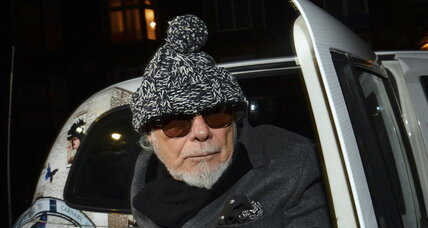 Gary Glitter charged with sex offenses involving two young girls