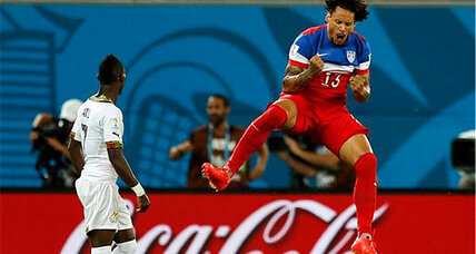 USA beats Ghana 2-1: US goals bookend World Cup match