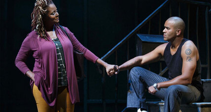 Tupac's music is used in the new Broadway show 'Holler If Ya Hear Me'