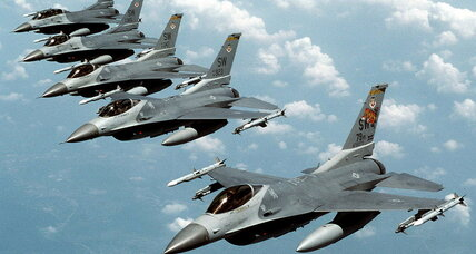Iraq F-16s: Lockheed will deliver the first of 36 fighter jets to Iraq this week