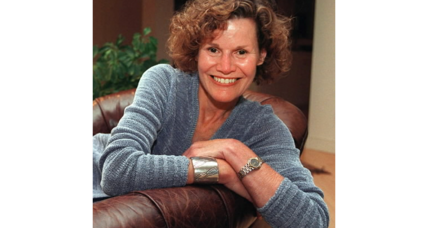 Judy Blume will publish a new book for adults
