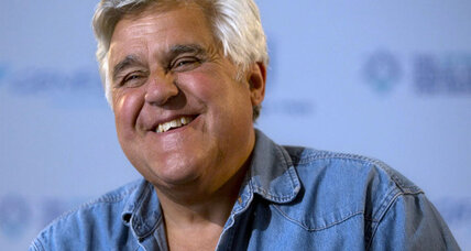Jay Leno will receive the Mark Twain Prize for American Humor this fall