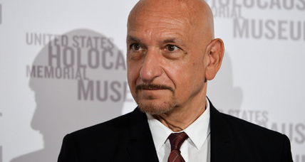 Ben Kingsley joins all-star cast in upcoming film adaptation of 'The Jungle Book'