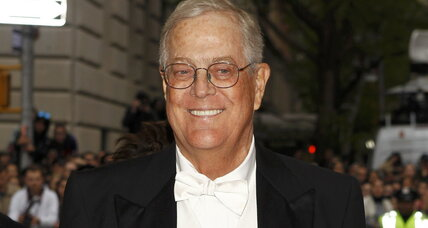 Koch brothers launch own super PAC. How powerful is big money?