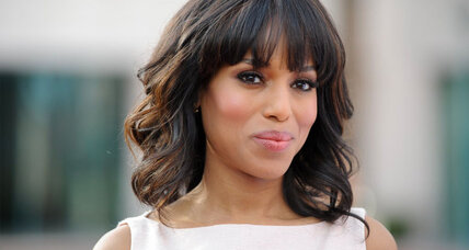 Kerry Washington's show 'Scandal' inspires retail collection