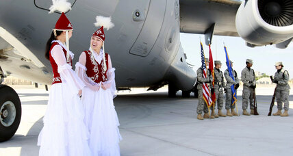 Why closure of Kyrgyzstan air base is point of no return for Afghan war