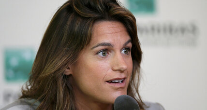 Amelie Mauresmo to be Andy Murray's new coach