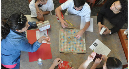 Scrabble adds 5,000 new words. What does 'yuzu' mean?