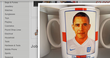 Wrong mug for the mug: Why Barack Obama replaced Chris Smalling