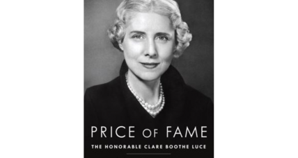 'Price of Fame' continues to chronicle the remarkable life of playwright Clare Boothe Luce