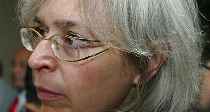 Anna Politkovskaya's murder lands 5 in jail, but mastermind still at large