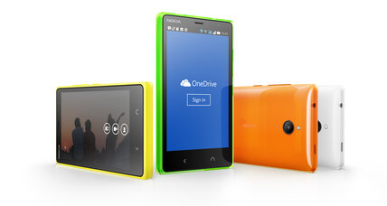 Microsoft debuts first Android phone, Nokia X2